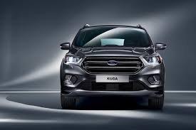 bester Test von ford kuga im POKTER-ALC für Kuga II-Gen.  Hochwertiger Sitzbezug 2012-2019 Comfort Alkane Tra Design passt perfekt…