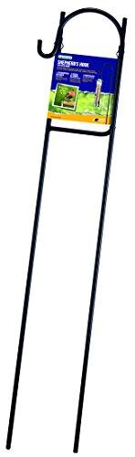 Gardman Schäferstock-Hakenhalter Höhe 185 cm, für alle Futterstation aus Metall