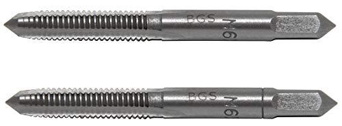 BGS 1900-M6X1.0-B | Gewindebohrer | Vor- und Fertigschneider | M6 x 1,0 | 2-tlg.
