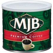 MJB Premium Coffee, 26 oz(Pack of 4)