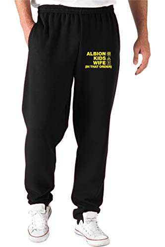 Sweatpants Black WC1318 Burton Albion Kids Wife Order