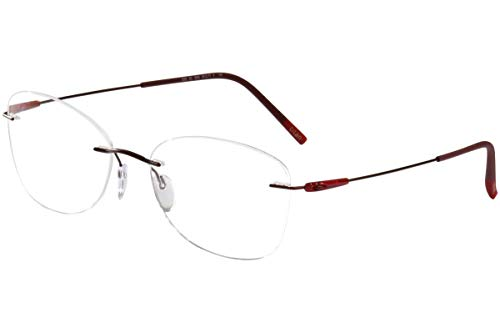 Silhouette eyeglasses SPX ILLUSION NYLOR color size very W//DEMO lens