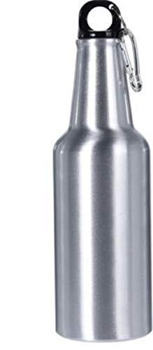 Botella de Agua de Acero Inoxidable. Botella de Agua de Aluminio 600ml.