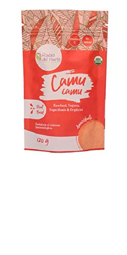 Camu camu orgánico certificado 120g / Raíces del Huerto