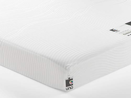 UNO Bronze Deluxe 2FT6 Small Single Mattress