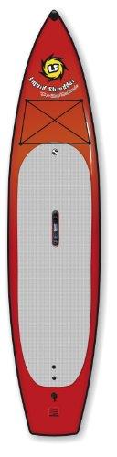 Liquid Shredder Paddle Board Soft Flatwater