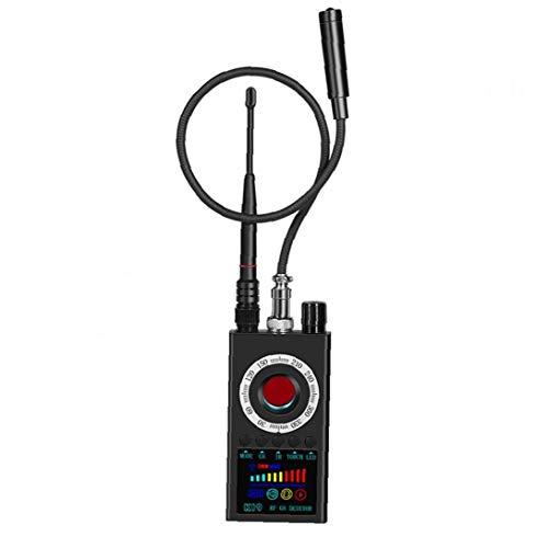 Uayasily Alarma Detector de señal K19 de señal de la señal inalámbrica del perseguidor Anti espía del Detector de Dispositivo de Escucha Accesorios de la Impresora Buscador de Radio escáner 3D