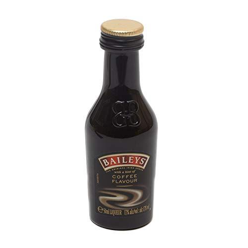 Baileys Kaffee Flavor Irish Cream Likör 5cl Miniatur