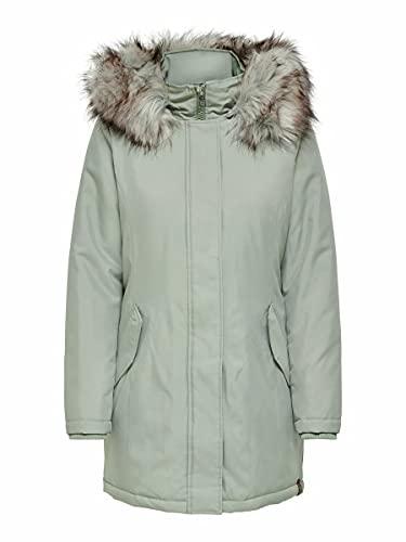 Only Onlkaty Parka Coat CC Otw, Shadow, M para Mujer