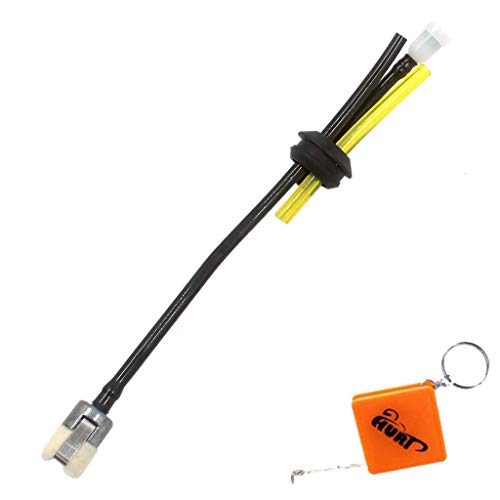 HURI Benzinschlauch mit Benzinfilter für Fuxtec FX-PS152 Motorsense
