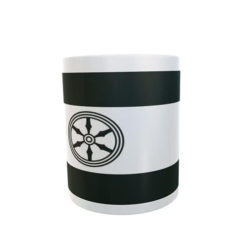 U24 Tasse Kaffeebecher Mug Cup Flagge Osnabrück
