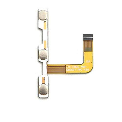Reemplazo del teléfono móvil Cable Flexible Botón de Encendido y Cable de Volumen Cable Flexible para ZTE Blade X3 D2 T620 A452