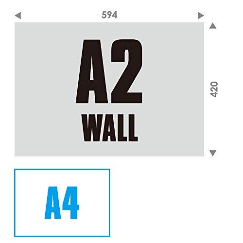 エトランジェディコスタリカ2021年カレンダー壁掛けA22021年4月始まり0104-CLG43-A2-01