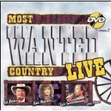 Most Wanted Country Live 7 [DVD]