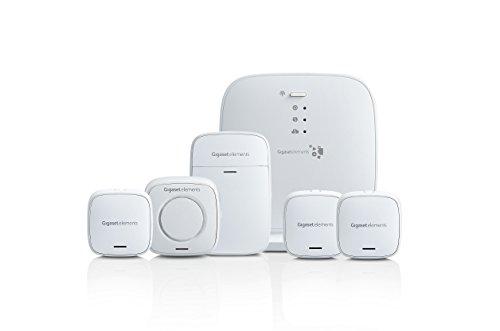 Gigaset elements Pack Alarme M - Solution de Surveillance à Distance du Domicile