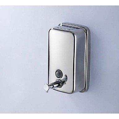 ZYT En acier inoxydable chromé mural de savon liquide distributeur mille ml