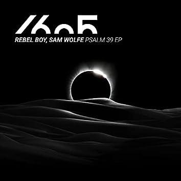 Psalm 39 EP