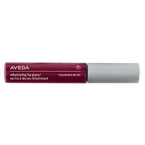 AVEDA Nourish-Mint Rehydrating Lip Glaze, Star Dahlia, 7 grams
