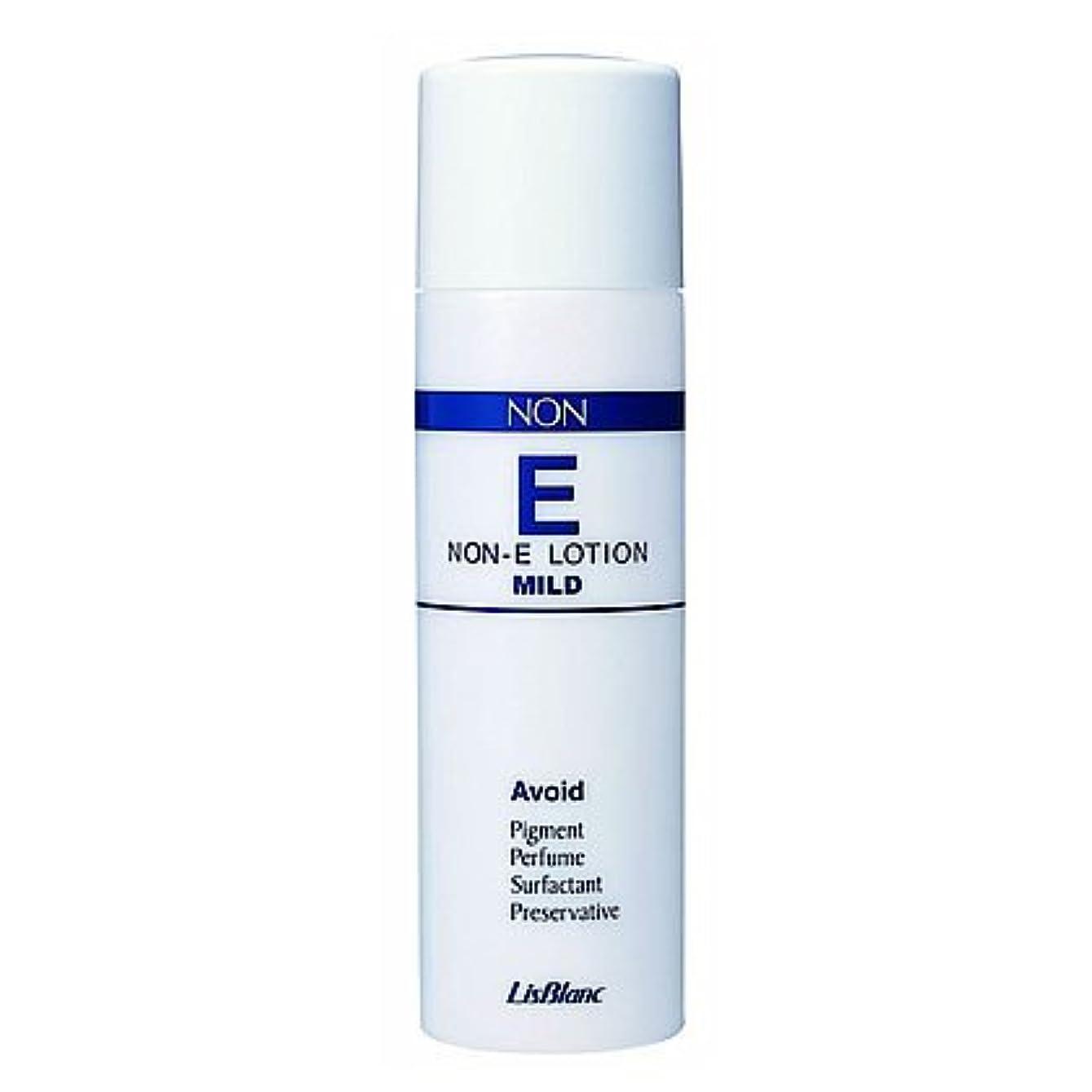 仕事偏心誤解リスブラン ノンEローションマイルド 150mL 低刺激性保湿化粧水