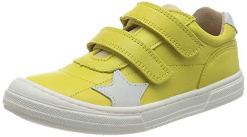 Bisgaard Unisex-Baby kae Sneaker, Yellow,31 EU