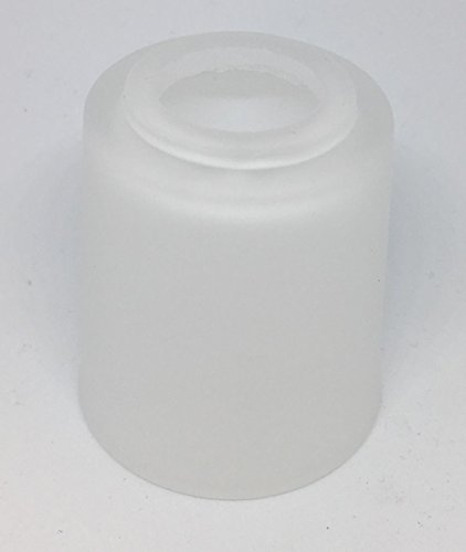 KHL Lampenglas Lampenschirm G9 opalfarbig weiss KH8219 56mm