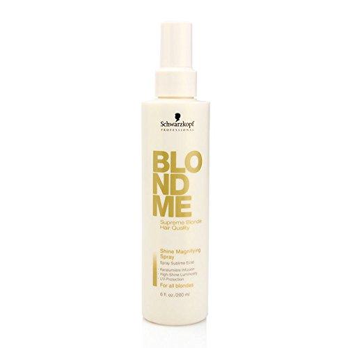 Schwarzkopf Blond Me Shine Magnifying Spray, 200ml/6 oz