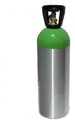 55 Cu.Ft. Aluminum Helium Tank