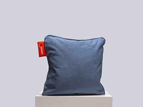 Stoov Ploov 45x45   Premium Denim Blau
