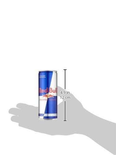 Red Bull Energy Drink Dosen Getränke 12er Palette, EINWEG (12 x 250 ml) - 7