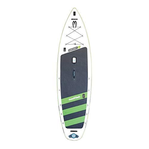Badfisher Inflatable Fishing & Adventure Paddleboard 11'6