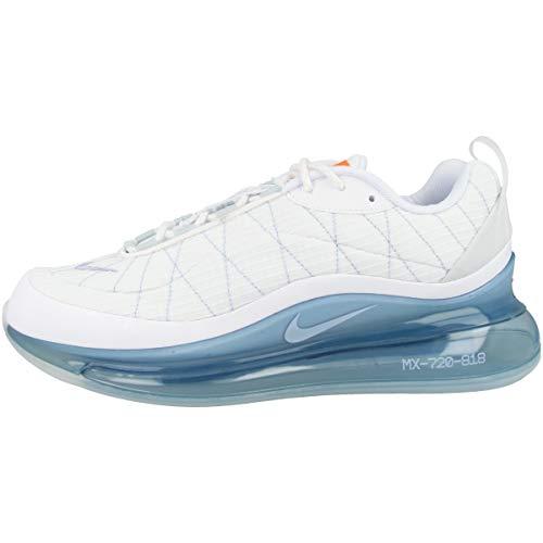 Nike - Scarpe da corsa da uomo, bianco (Bianco/Bianco-indaco Fog-Pure Platinum), 41 EU