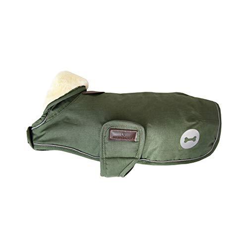 Kentucky Dogwear Dog Coat Waterproof Hundemantel, Größe:S/M, Farbe:Olive