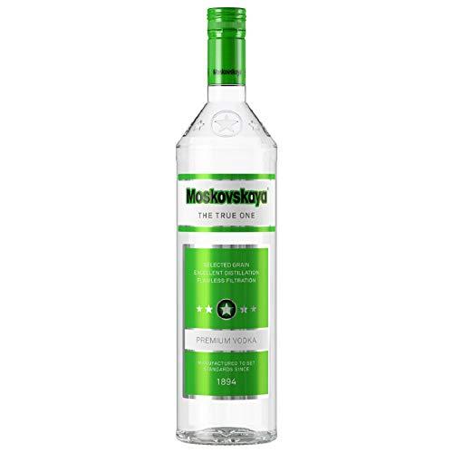 Moskovskaya Premium Vodka (1 x 1.0 l)