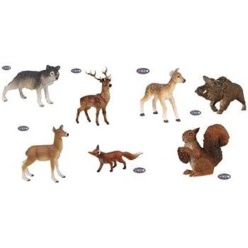 Renard Schleich Animal Schleich Animaux Schleich Q13 14782