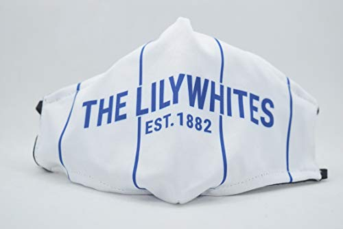 North London Whites Face Covering with built in filter, washable - The LilyWhites