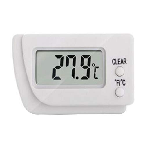 Dual-Purpose Elektronische Thermometer, Vriezer, Vistank, Aquariumtemperatuurmeting Thermometer