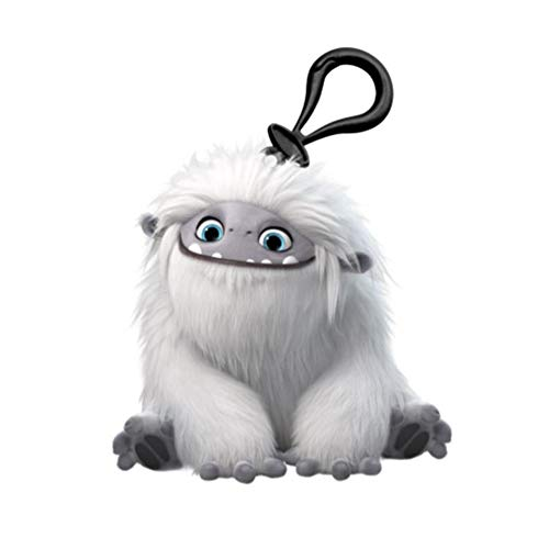 Chiefstore Abominable Plüsch Spielzeug Schlüsselanhänger Film Cosplay Kostüm Zubehör für Kinder Cute Yetis Pendant Zubehör