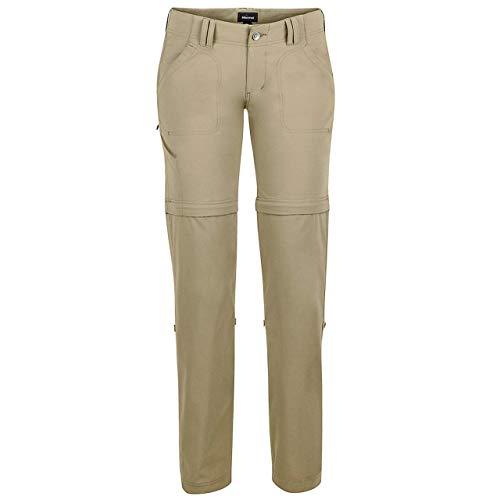 MARMOT Lobo's Convertible Pants Dark Steel 10 32