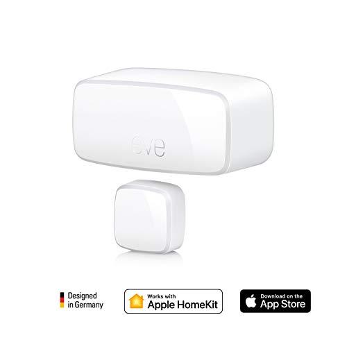 Eve Door & Window - Wireless contact sensor with Apple HomeKit...