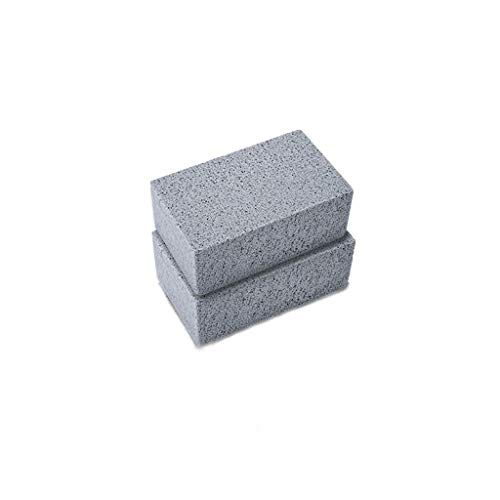 Affordable Lsocmose Grill Griddle Cleaning Brick Block,Ecological Grill Cleaning Brick, De-Scaling C...