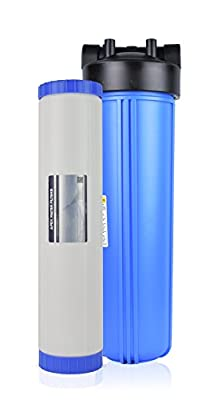 APEX EZ-3000 Series Whole House Water Filter System