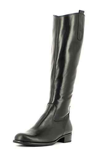 Gabor Damen Langschaftstiefel Größe 37.5 EU Schwarz (schwarz)
