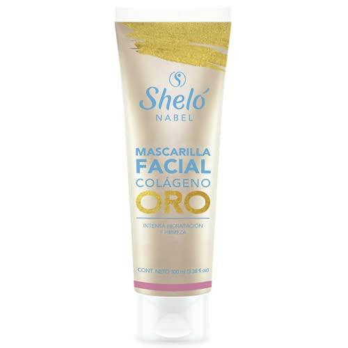 Mascarillas Faciales 100 marca Sheló NABEL