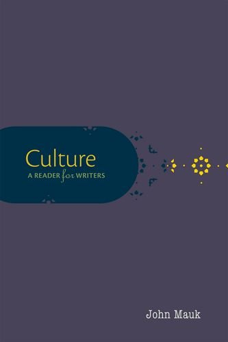 Culture: A Reader for Writers