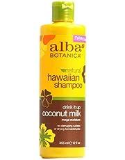 Alba Botanica Coconut Milk Shampoo - 355ml