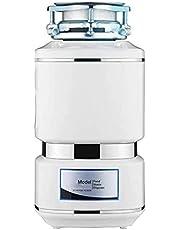 ZKHD Unidad De Eliminación De Residuos De Alimentos - Molinillo De Residuos De Cocina Totalmente Automático, Silencioso Completamente Automático, Fregadero De La Cocina
