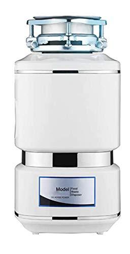 ZKHD Nahrungsmittelabfall Entsorgungseinheit - Vollautomatische Küchenabwehrmühle, Stille Vollautomatik, Küchenspüle