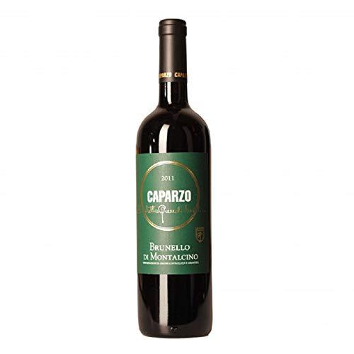 Caparzo Brunello di Montalcino DOCG 2014 Sangiovese 2014 trocken (1 x 0.75 l)