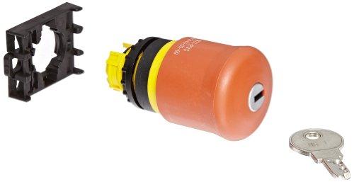 Eaton 216879 not-Halt/aus-Taste, D = 38 mm, Schlüsselentriegelt, Schließung MS1, unbeleuchtet