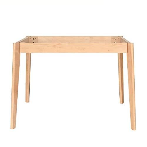 furniture legs YGRQ Patas de Muebles de Madera Maciza Patas de Repuesto...